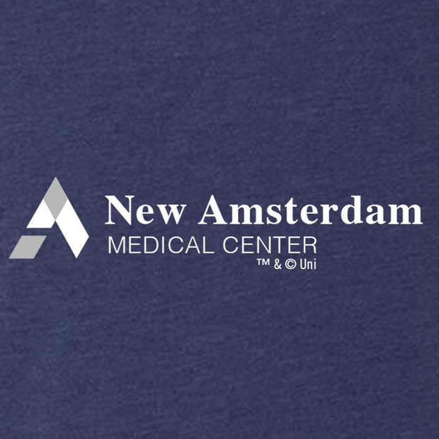 New Amsterdam Medical Center Men's Tri-Blend T-Shirt