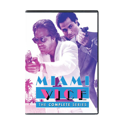 Miami Vice - Complete Series DVD