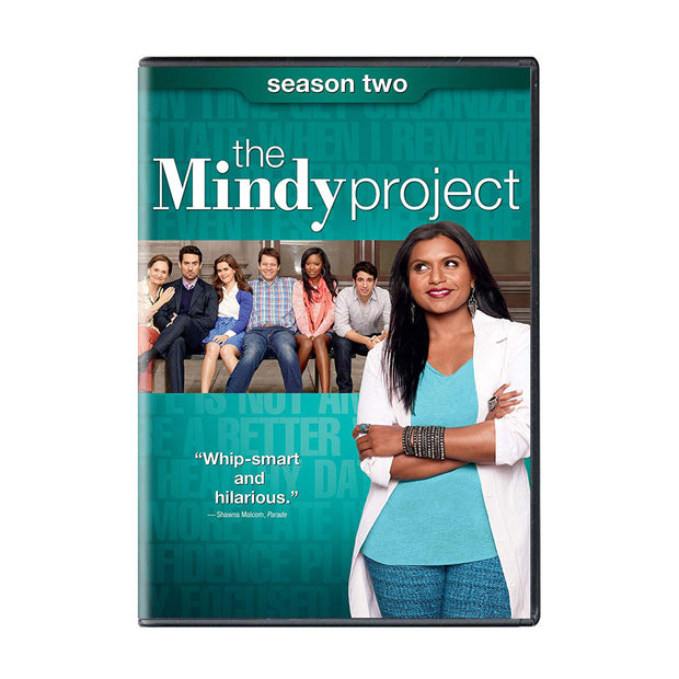 The Mindy Project - Season 2 DVD