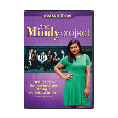 The Mindy Project - Season 3 DVD