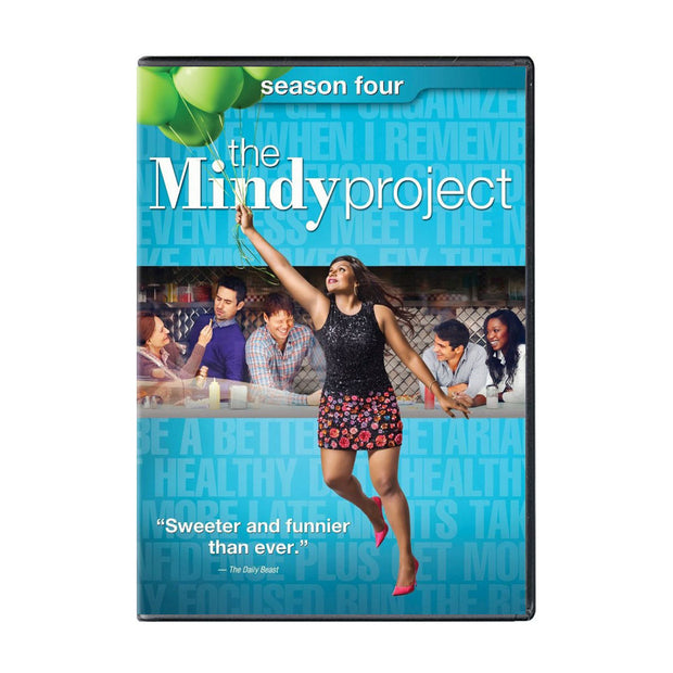 The Mindy Project - Season 4 DVD