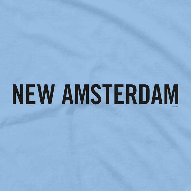 New Amsterdam Men's Short Sleeve T-Shirt