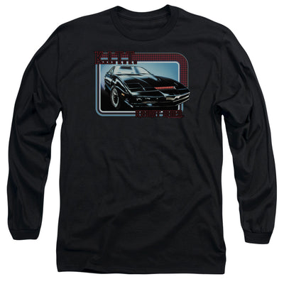 Knight Rider KITT Long Sleeve T-Shirt
