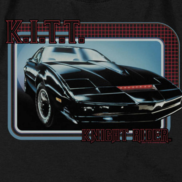 Knight Rider KITT Women's Short Sleeve T-Shirt
