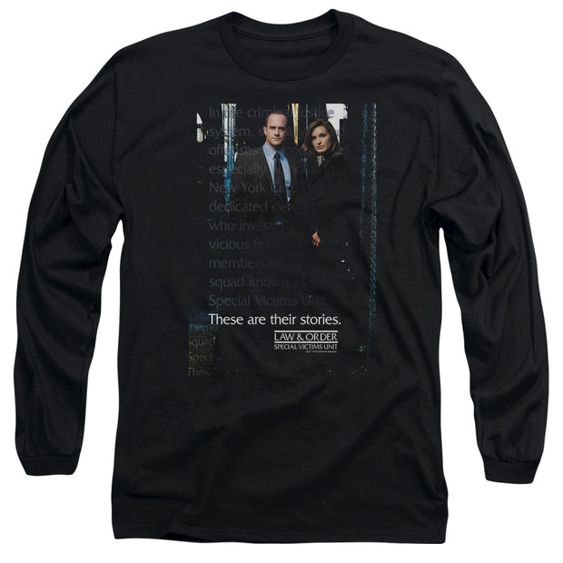 Law & Order: SVU Long Sleeve T-Shirt