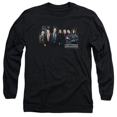 Law & Order: SVU Cast Long Sleeve T-Shirt