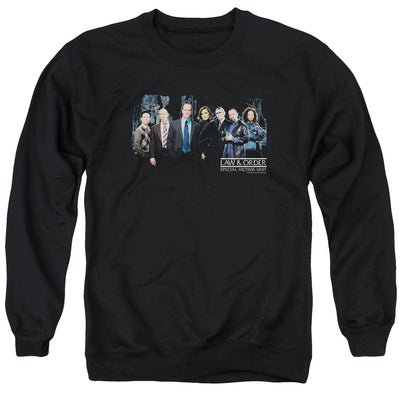 Law & Order: SVU Cast Crew Neck Sweatshirt