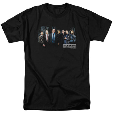 Law & Order: SVU Cast Men's Short Sleeve T-Shirt