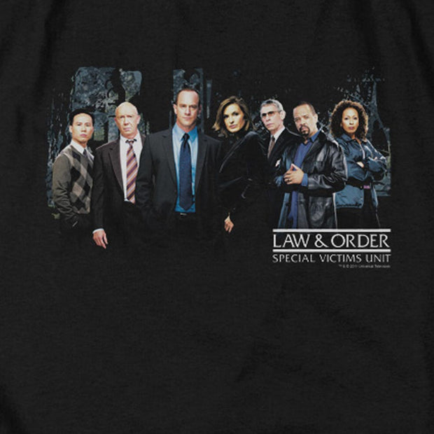 Law & Order: SVU Cast Hooded Sweatshirt