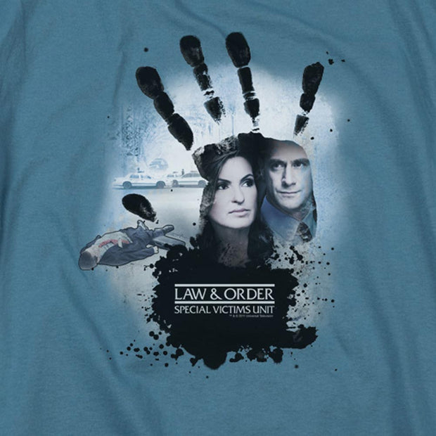 Law & Order: SVU Hand Short Sleeve T-Shirt