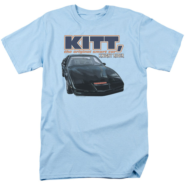 Knight Rider The Original Smart Car Men's Short Sleeve T-Shirt
