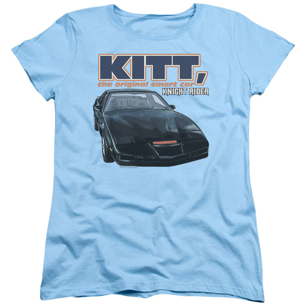 Knight Rider The Original Smart Car Women's Short Sleeve T-Shirt