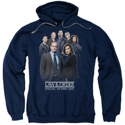 Law & Order: SVU Team Hooded Sweatshirt