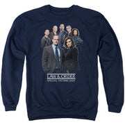 Law & Order: SVU Team Crew Neck Sweatshirt