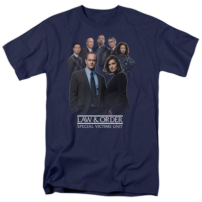 Law & Order: SVU Team Men's Short Sleeve T-Shirt