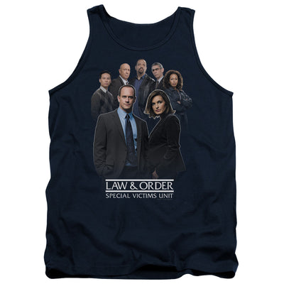 Law & Order: SVU Team Tank Top