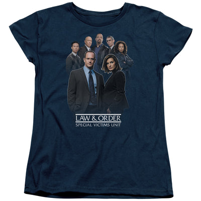 Law & Order: SVU Team Women's Short Sleeve T-Shirt