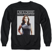 Law & Order: SVU Behind Closed Doors Crew Neck Sweatshirt