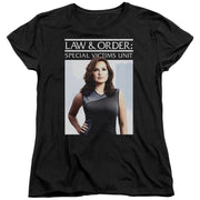 Law & Order: SVU Behind Closed Doors Women's Short Sleeve T-Shirt