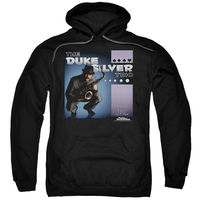 Parks and Recreation The Duke Silver Trio Hooded Sweatshirt