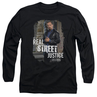 Law & Order: SVU Street Justice Long Sleeve T-Shirt