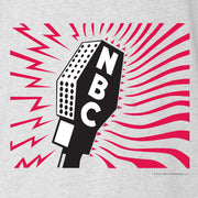 NBC Vintage 1943 Logo Men's Tri-Blend Short Sleeve T-Shirt