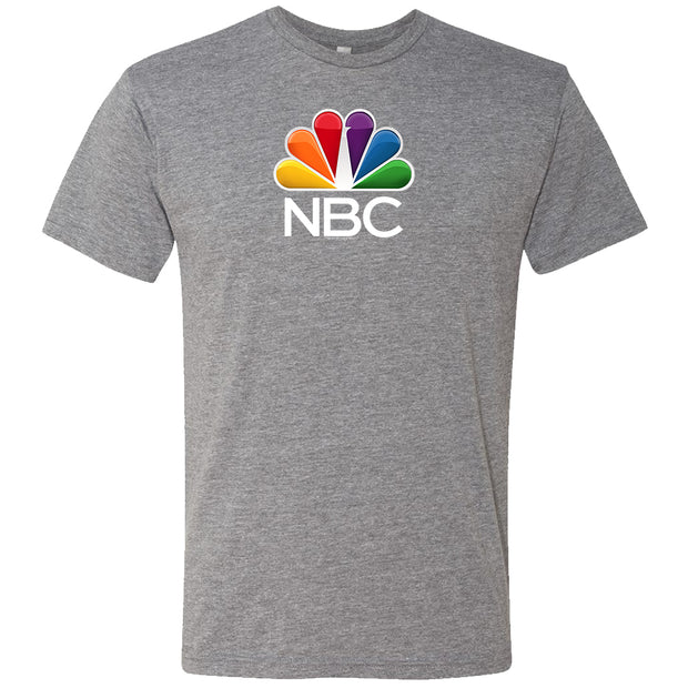 NBC Men's Tri-Blend Short Sleeve T-Shirt