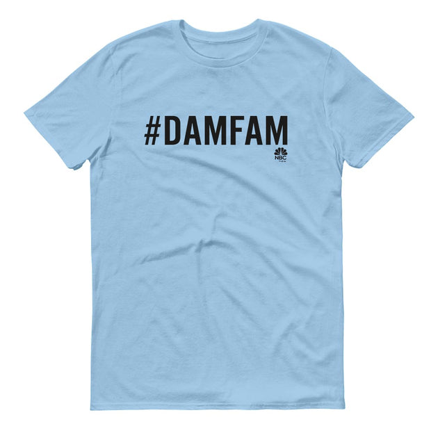 New Amsterdam #damfam Men's Short Sleeve T-Shirt