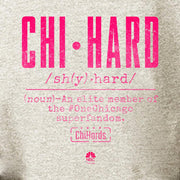 ChiHard Definition Lightweight Hooded Sweatshirt