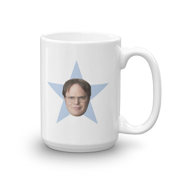 The Office Characters Star Mug