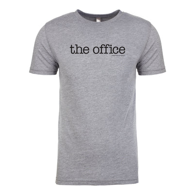 The Office Logo Men's Short Sleeve T-Shirt