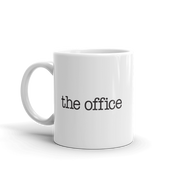 The Office Logo White Mug