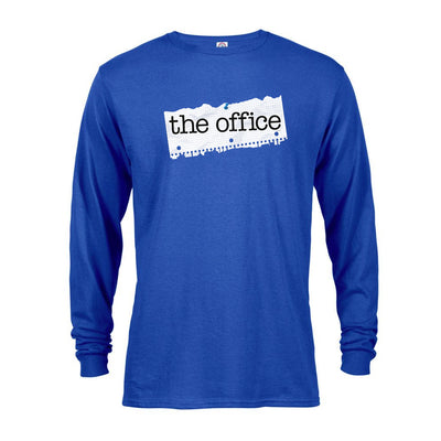 The Office Paper Logo Long Sleeve T-Shirt