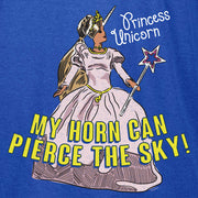 The Office Princess Unicorn Long Sleeve T-Shirt