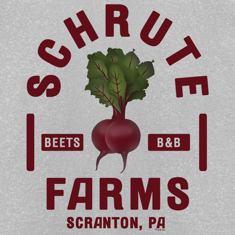 The Office Schrute Farms Women's Relaxed Scoop Neck T-Shirt-secondary-image