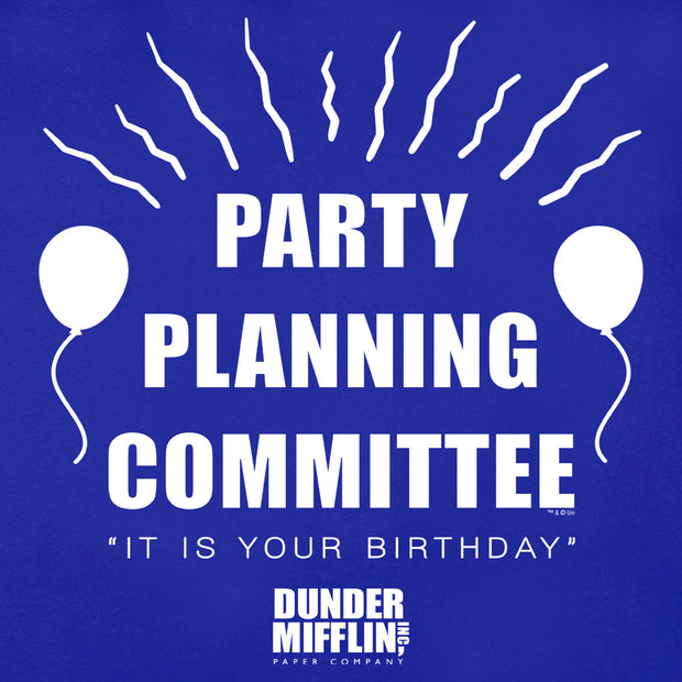 The Office Party Planning Committee Women's Flowy Tank Top