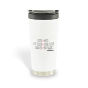 Parks And Recreation Hoes Before Bros Stainless Steel Travel Mug