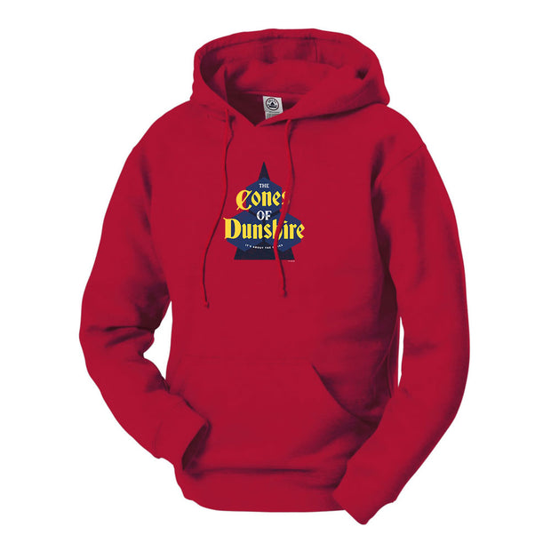 Parks and Recreation The Cones of Dunshire Hooded Sweatshirt