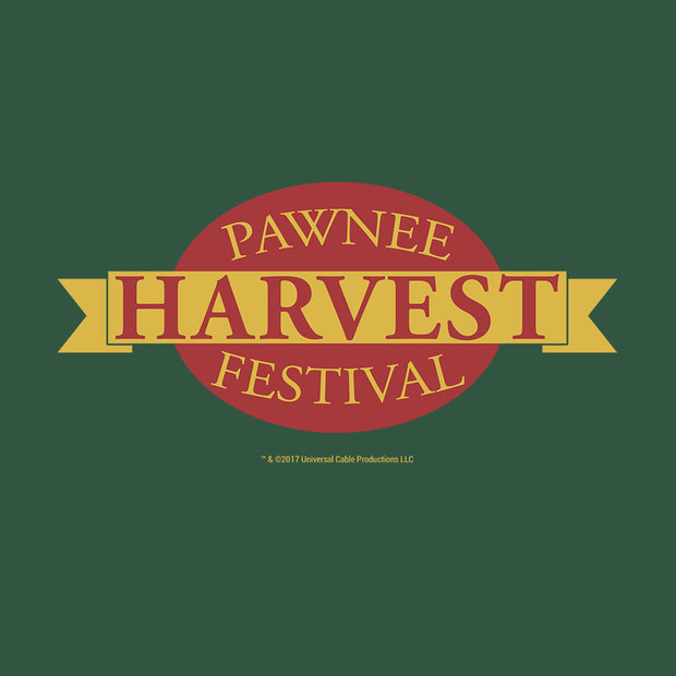 Parks and Recreation Pawnee Harvest Festival Men's Short Sleeve T-Shirt