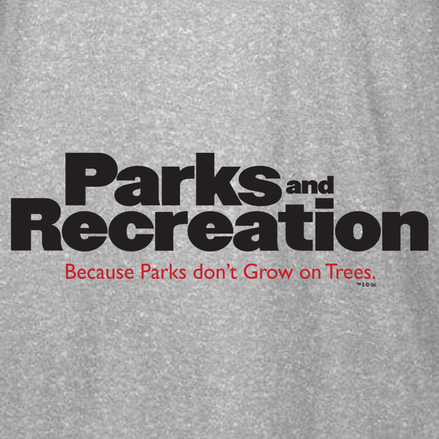Parks and Recreation Logo Hooded Sweatshirt