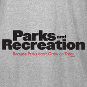 Parks and Recreation Logo Long Sleeve T-Shirt