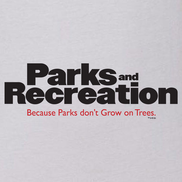 Parks and Recreation Logo Tank Top