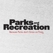 Parks and Recreation Logo Women's Tri-Blend Short Sleeve T-Shirt