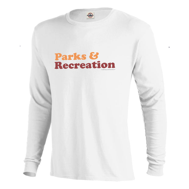 Parks and Recreation Men's Long Sleeve T-Shirt