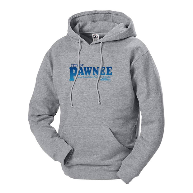 Parks and Recreation Pawnee Hooded Sweatshirt