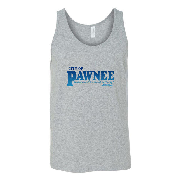 Parks and Recreation Pawnee Tank Top