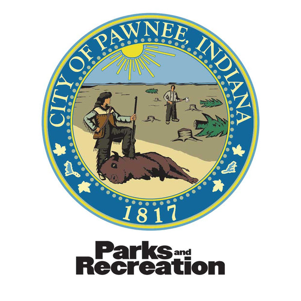 Parks and Recreation City of Pawnee Seal White Mug