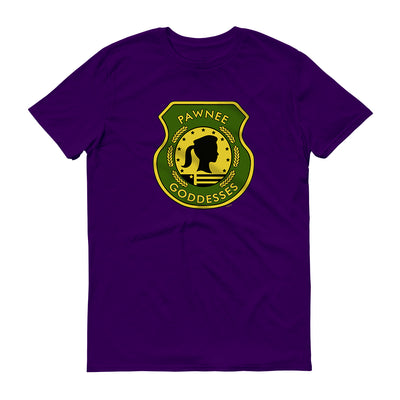 Parks and Recreation Pawnee Goddesses Men's T-Shirt