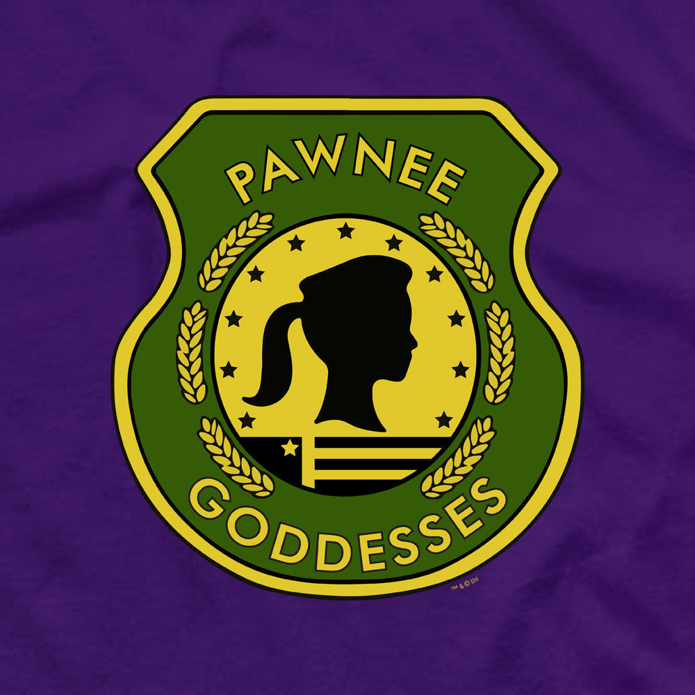 Parks and Recreation Pawnee Goddesses Women's T-Shirt-secondary-image