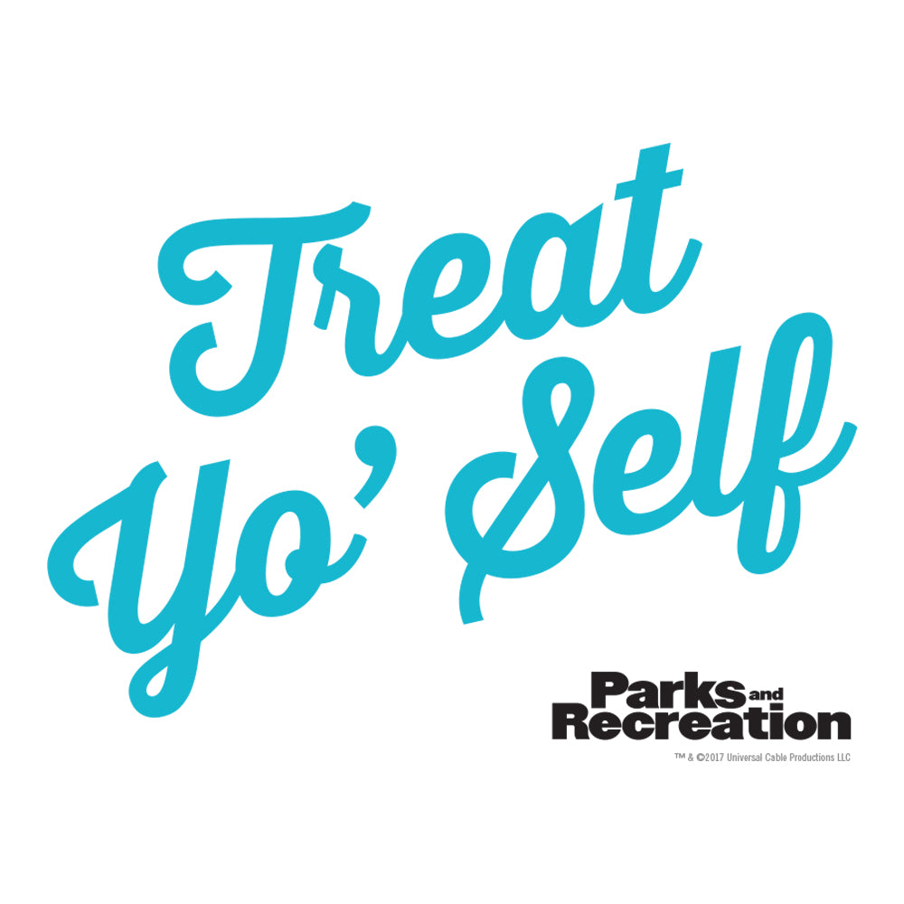 Parks And Recreation Treat Yo Self Stainless Steel Travel Mug-secondary-image